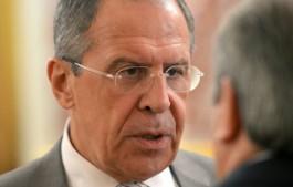 Лавров объяснил позицию России по высылке дипломатов после акции протеста