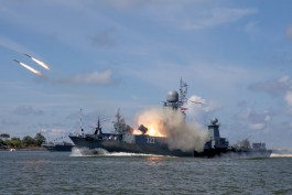 «Парад, концерт и фейерверк»: программа празднования Дня ВМФ в Балтийске и Калининграде