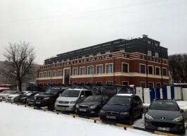 На ул. Баранова в Калининграде достроили торговый центр возле «Кунстхалле»