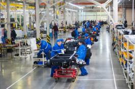 За два года «Автотор» рассчитывает построить в Калининградской области 11 заводов