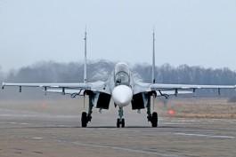 «Известия»: На Балтфлот поставят новейшие сверхманёвренные истребители Су-30СМ