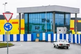 Открытие ТРЦ «Балтия Молл» под Калининградом перенесли на осень