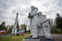 Калининградские поисковики предложили установить плиты с именами погибших на мемориале в польском Бранево