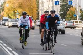 «Перекрёстки насквозь»: в Калининграде прошла велогонка на синглспидах