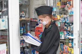 Приставы арестовали товары должников-предпринимателей на Центральном рынке Калининграда