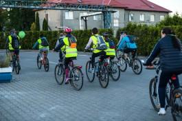 Из-за велопробега в регионе временно перекроют областные дороги