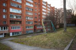 «До комфортной среды-3»: как выглядят калининградские дворы в ожидании ремонта