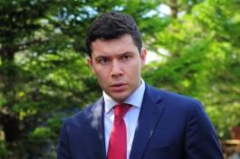 Антон Алиханов: Нужно обеспечить уровень обслуживания пассажиров в «Храброво»
