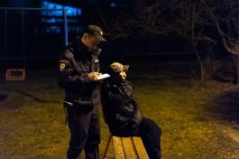 СК: В Советске 25-летний мужчина сломал ребро полицейскому