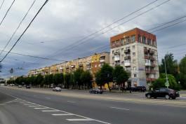 «В разной стилистике»: в Калининграде хотят отремонтировать дома на Ленинском проспекте до Южного вокзала