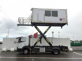 В «Храброво» доставили амбулифт для посадки инвалидов на самолёт