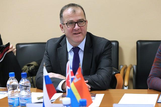 Генконсул Англии в северной столице подчеркнул прогресс вподготовке Калининграда кЧМ