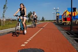 Власти Калининграда признали, что в бюджете нет денег на новые велодорожки