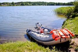 На Голубом озере в районе «Алых парусов» утонул 29-летний мужчина