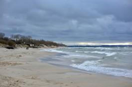 В Зеленоградске планируют обустроить два спуска с променада к морю за 4,8 млн рублей