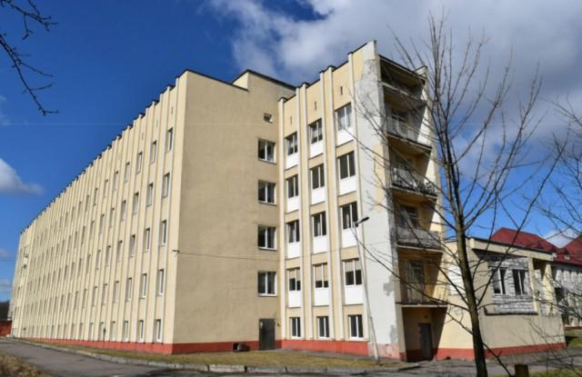 На реконструкцию отделения неврологии ДОБ в Калининграде выделили 50,6 млн рублей