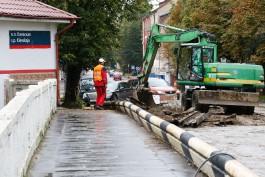 Путепровод на улице Киевской в Калининграде откроют раньше срока
