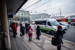 В центре Калининграда появятся новые остановки общественного транспорта