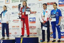 Калининградская спортсменка выиграла первенство мира по кикбоксингу