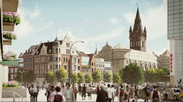 Территорию «Сердца города» предложили сделать историческим поселением