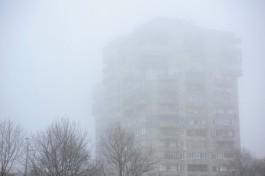 Из-за тумана в аэропорту «Храброво» задерживаются рейсы