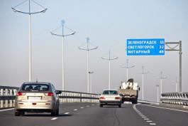 Региональные власти назвали сроки строительства Приморского кольца и моста через залив