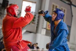 «Майское самбо»: в калининградском турнире выступило 60 борцов