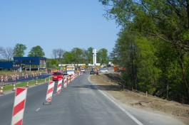Власти: После ЧМ-2018 масштабный ремонт дорог в Калининграде продолжится