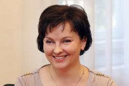 Лариса Полякова ушла с поста руководителя пресс-службы регионального правительства
