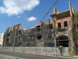 Инвестор приступил к работам по восстановлению Кройц-аптеки в Калининграде