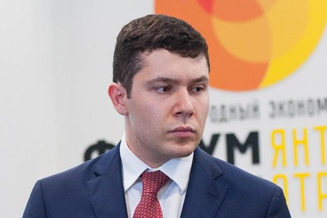 Антон Алиханов вступил вдолжность губернатора Калининградской области