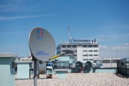 «За городом и в поле»: в Калининградской области запустили скоростной спутниковый интернет