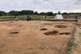 «Фибулы, монеты и старинная игра»: археологи раскопали в Калининградской области древний некрополь