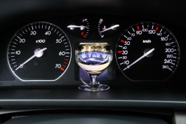 ГИБДД: Протаранивший три автомобиля такси в Калининграде водитель «Гелендвагена» был пьяным