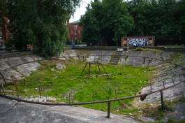 В Калининграде отремонтируют фасад исторического здания на улице Мореходной