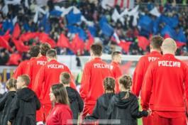 На футбольный матч Россия — Казахстан в Калининграде продали 16 тысяч билетов
