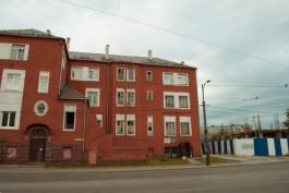 В Калининграде решили отремонтировать бывшее здание сиротского приюта, пострадавшее в Хрустальную ночь