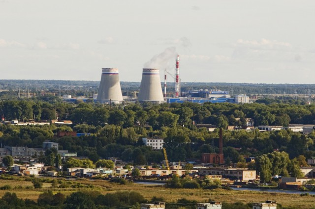 На строительство электростанции под Калининградом планируют потратить 16,5 млрд рублей