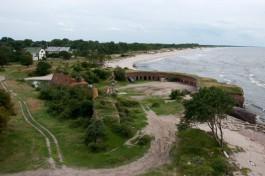 Минприроды РФ обеспокоено строительством канала на Балтийской косе
