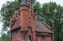 В Доме смотрителя Высокого моста в Калининграде хотят разместить музей почтовых открыток