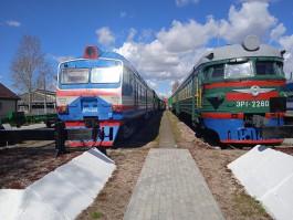 На Южном вокзале в Калининграде открыли Центр сохранения исторического наследия