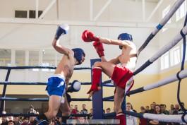 «Кузница чемпионов»: в Калининграде открылся новый зал федерации кикбоксинга