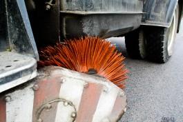 Власти Зеленоградска отказались платить подрядчику за плохую уборку улиц