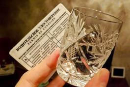 Жительницу Калининграда задержали за повторную нетрезвую езду