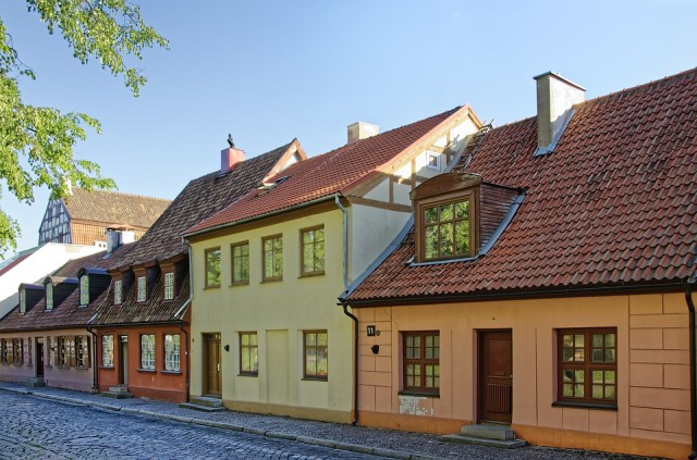 Жителям Клайпеды рекомендовали не выходить на улицу из-за загрязнённого воздуха