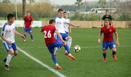 «Балтика» на сборе в Турции разгромила клуб Премьер-лиги