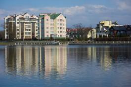 В Калининградской области ожидается пасмурная рабочая неделя