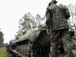 В Польше задержали военного, подозреваемого в шпионаже для России