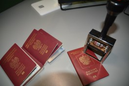 В 2019 году на границе с Калининградской областью задержали 280 человек, объявленных в розыск