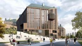 Архитекторы выступили против дальнейшей проработки концепции застройки на месте Дома Советов
